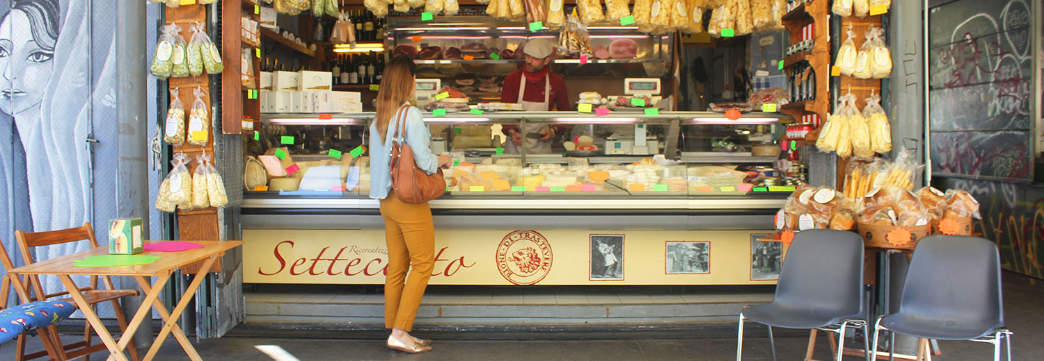 Foodies in Rome